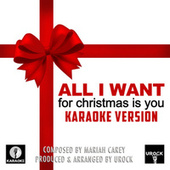 All I Want For Christmas Is You (Karaoke Version) von Urock