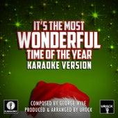 It's The Most Wonderful Time of the Year (Karaoke Version) de Urock