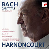 J. S. Bach: Cantatas BWV 26, 36 & 140 de Nikolaus Harnoncourt