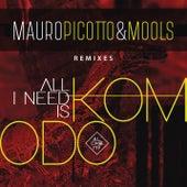 All I Need Is Komodo (Remixes) von Mauro Picotto