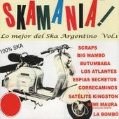 Skamania. Lo Mejor del Ska Argentino Vol. 1 de German Garcia