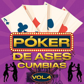 Póker De Ases Cumbias Vol. 4 de Various Artists