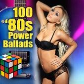 100 '80s Power Ballads fra Various Artists