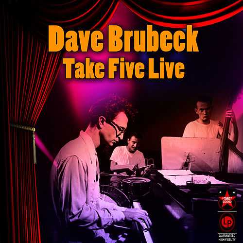 Take Five Live by Dave Brubeck