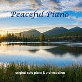 Peaceful Piano (Original Solo Piano & Orchestration) by Mary Beth Carlson