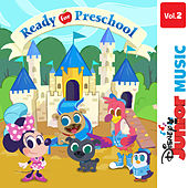 Disney Junior Music: Ready for Preschool Vol. 2 de Genevieve Goings