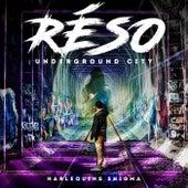 Réso (Underground City) de Harlequins Enigma