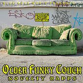 Older Funky Couch by Novelty Rapps