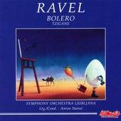 Ravel: Bolero - Tzigane by Anton Nanut