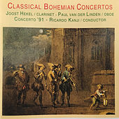 Classical Bohemian Concertos for Wind Instruments by Ricardo Kanji