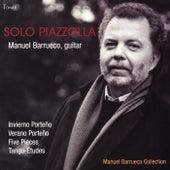 Solo Piazzolla by Manuel Barrueco