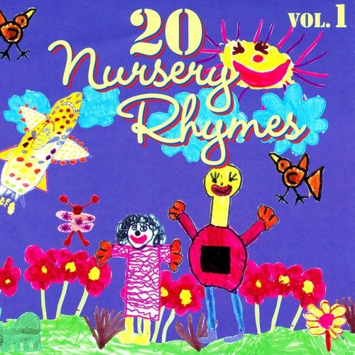 20 Nursery Rhymes Vol. 1 von United Studio Orchestra