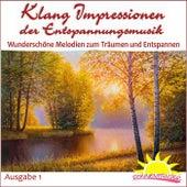 Klang Impressionen der Entspannungsmusik, wunderschöne Melodien zum träumen und entspannen, Ausgabe 1 de Sonnentänzer