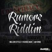 Rumors Riddim von Norris Man