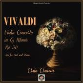 Vivaldi: Violin Concerto in G Minor, Rv 317 (Arr. for Oud and Piano) de Ersin Ersavas