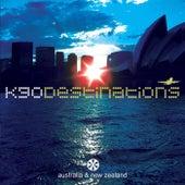 Destinations von K90