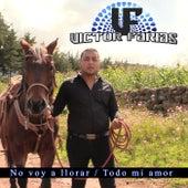 No Voy a Llorar / Todo Mi Amor de Victor Farias