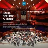 INA Presents: Bach, Berlioz, Durbin by Orchestre National de France at the Maison de la Radio (Recorded 1st December 1967) by Orchestre National de France