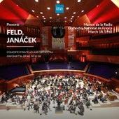 INA Presents: Feld, Janáček by Orchestre National de France at the Maison de la Radio (Recorded 18th March 1965) von Orchestre National de France