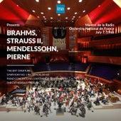 INA Presents: Brahms, Strauss II, Mendelssohn, Pierne by Orchestre National de France at the Maison de la Radio (Recorded 7th July 1966) von Orchestre National de France