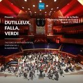 INA Presents: Dutilleux, Falla, Verdi by Orchestre National de France at the Maison de la Radio (Recorded 21st August 1965) di Orchestre National de France