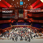 INA Presents: Mozart by Orchestre National de France at the Maison de la Radio (Recorded 23rd November 1979) von Orchestre National de France