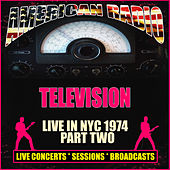 Live in NYC 1974 - Part Two (Live) de Television