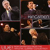 Live Performances From the NQC de The Kingsmen (Gospel)