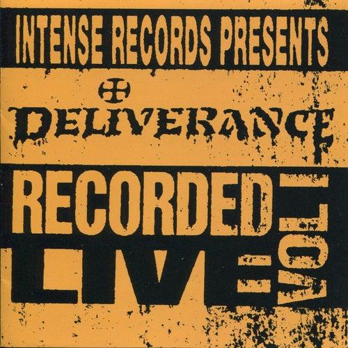 Intense Live Series Vol. 1 by Deliverance (Metal)