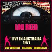 Live in Australia 1977 (Live) di Lou Reed