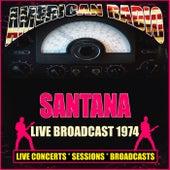 Live Broadcast 1974 (Live) de Santana