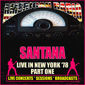 Live in New York '78 - Part One (Live) de Santana