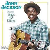 Country Blues & Ditties by John Jackson