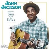 Country Blues & Ditties de John Jackson
