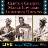 Live! at the 1966 Berkeley Blues Festival de Various Artists