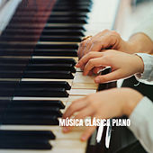 Música Clásica Piano van Studying Music Group