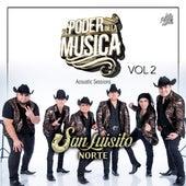 El Poder De La Musica, Vol. 2 de San Luisito Norte