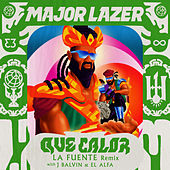 Que Calor (with J Balvin & El Alfa) (La Fuente Remix) di Major Lazer