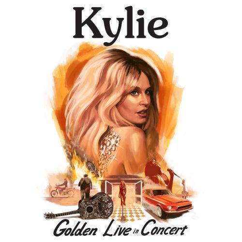 Golden: Live in Concert von Kylie Minogue
