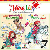 Hexe Lilli und der geheimnisvolle Flaschengeist Suki (Erstlesergeschichten) von Hexe Lilli