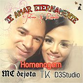 Te Amar Eternamente: Tatiane e Ronaldo (Homenagem) by MC DeJota