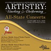 2019 Florida Music Education Association: All-State Middle School Mixed Chorus & All-State Middle School Treble Chorus (Live) de Various Artists