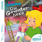Hörbuch: Die Gewitterhexe (Ungekürzt) von Bibi Blocksberg