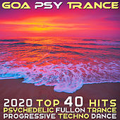 Goa Psy Trance 2020 Top 40 Psychedelic Fullon Trance Progressive Techno Dance by Various Artists