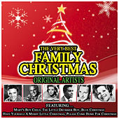 The Very Best Family Christmas Album…Original Artists de Various Artists