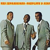 The Impressions Complete B Side de The Impressions