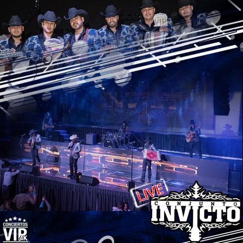 Conciertos Vip 4K: Conjunto Invicto (Live) de Conjunto Invicto
