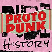 Proto Punk History van Various Artists
