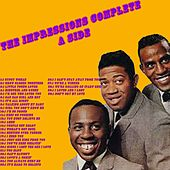 The Impressions Complete a Side de The Impressions