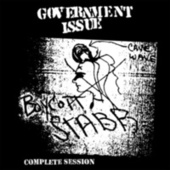 Boycott Stabb Complete Session by Government Issue